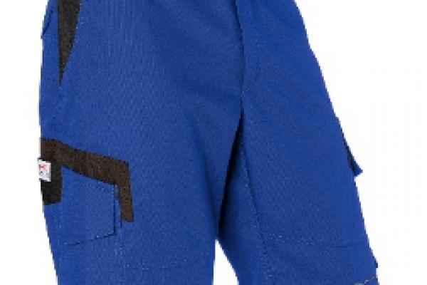Shorts en polo